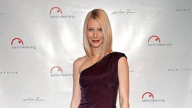 Paltrow Gwyneth Bent On Lrng