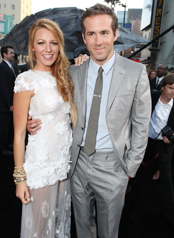 Blake Lively & Ryan Reynolds Married? Police Report Says Yes