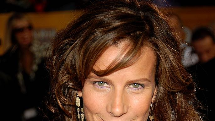 Rachel Griffiths at the TNT Broadcast of the 12th Annual Screen Actors Guild Awards.  January 29, 2006