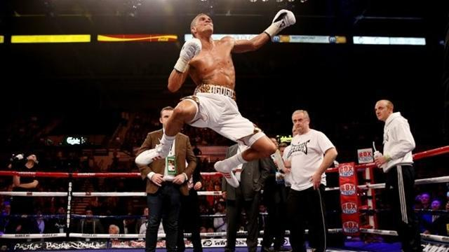 Boxing - Ogogo to face O'Neill in March