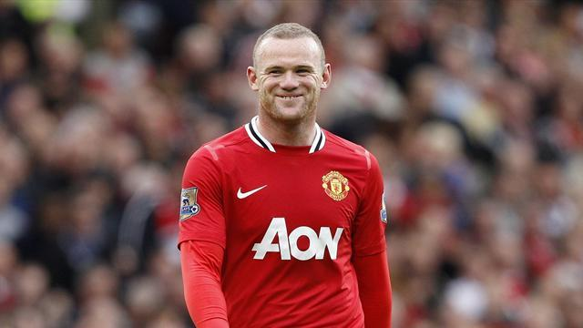 Premier League - Rooney picture used to promote Manchester United friendly