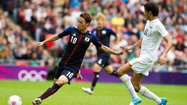 Japan Football Olympic Games London