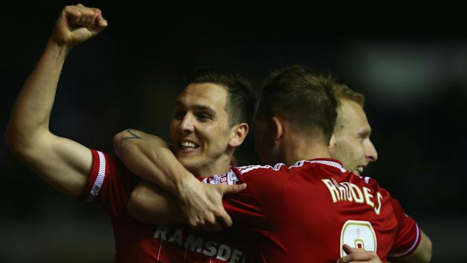 Birmingham City 2 Middlesbrough 2: Karanka's men left to rue Davis volley
