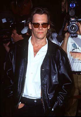 Kevin Bacon at the Westwood premiere of Twister