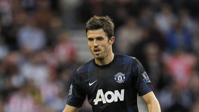 Football - United form never worried Carrick