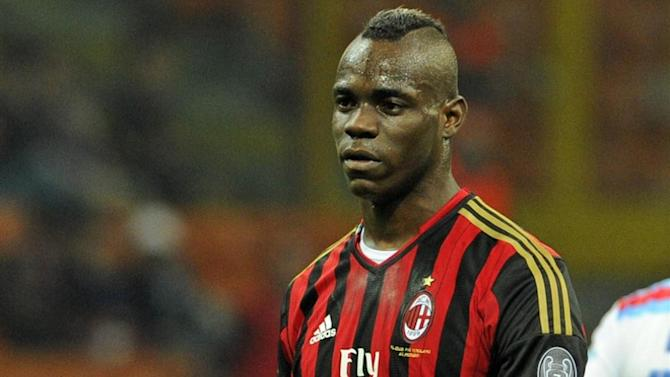 Premier League - Arsenal 'never wanted Balotelli'