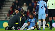 The Brazilian's wonderful start to life in the Premier League has hit a bump with an apparent ankle complaint