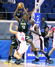 GlobalPort import Walter Sharpe has some explaining to do to Batang Pier management. (PBA Images)