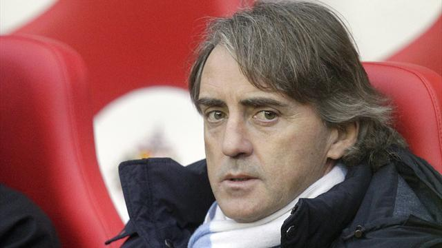 European Football - Factbox: Roberto Mancini