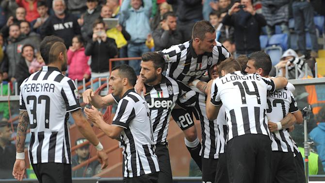 Juventus seals 4th successive Serie A title with 1-0 win