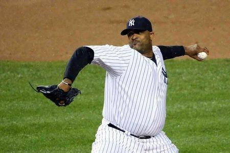 Yankees' Sabathia entering rehab, will miss playoffs