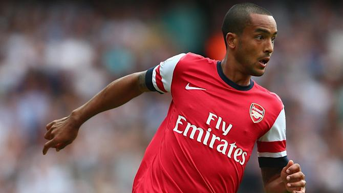 Premier League - Walcott back in training after nine months out