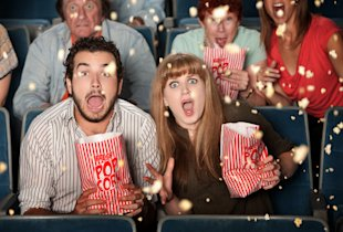 4 Content Marketing Strategies Inspired by Summer Blockbusters image popcorn couple