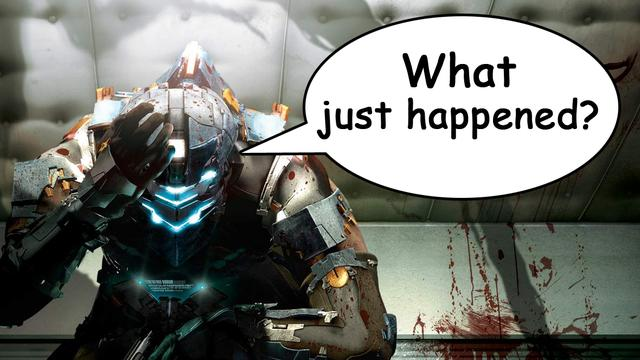 Space Problems: Recalling the Dead Space Backstory From memory.