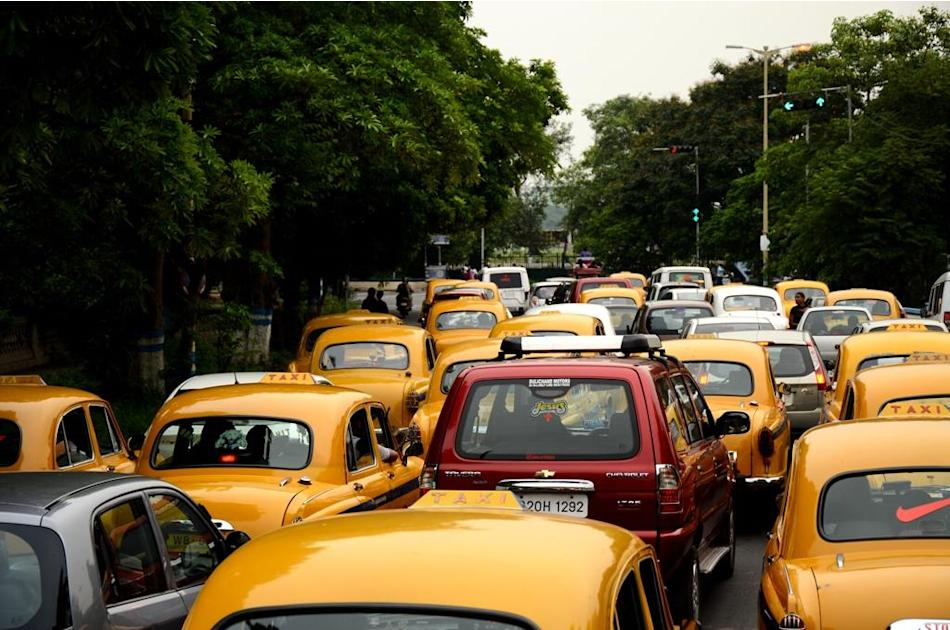 Kolkata traffic