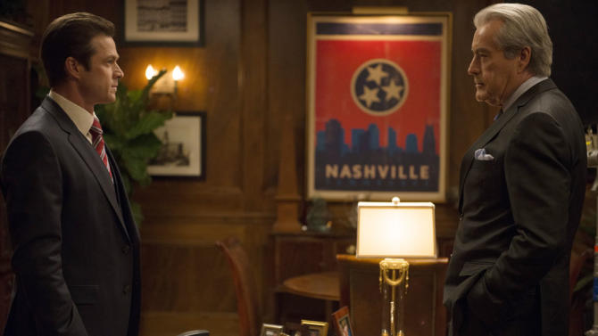 """Nashville"" -- ""Dear Brother"" ERIC CLOSE, POWERS BOOTHE"