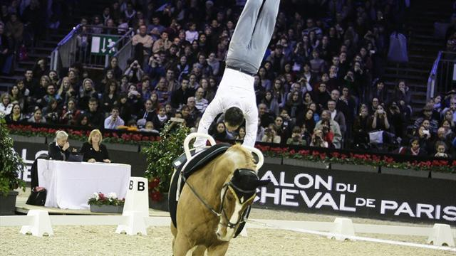 Equestrian - Andréani gunning for title in Germany