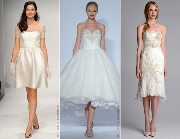 Dresses Fashion Forward Brides Will Be Wearing