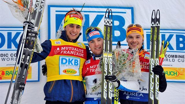 Pittin takes maiden World Cup victory