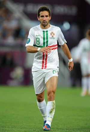 It seems unlikely Spurs fans will see Joao Moutinho playing for their club this season