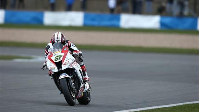Superbikes - Snetterton BSB test: Byrne takes charge in second session
