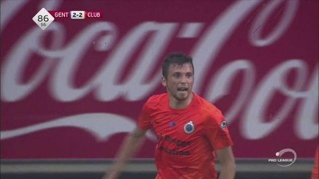Brugge come back to secure vital point