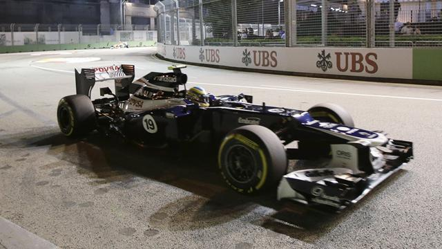 Senna's Singapore burns not caused by KERS