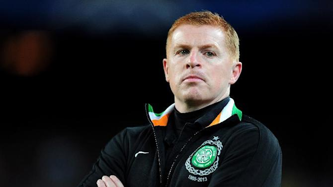 Neil Lennon's side were unable to overcome a resilient Benfica side