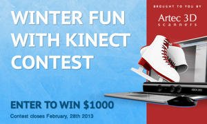 Kinect contest