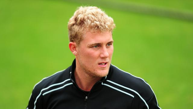 County - Hamilton-Brown: 'No way I should have been on a cricket field'