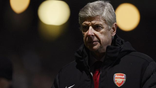 League Cup - Wenger not embarrassed by Arsenal's exit to £7,500 Bradford