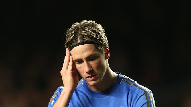Rafa Benitez believes Fernando Torres, pictured, needs to put some gym hours in as he looks to help him rediscover his blistering form