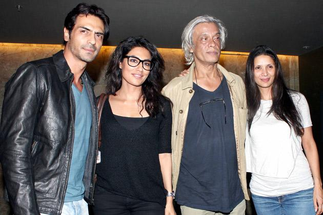 Stars at special screening of 'Inkaar'