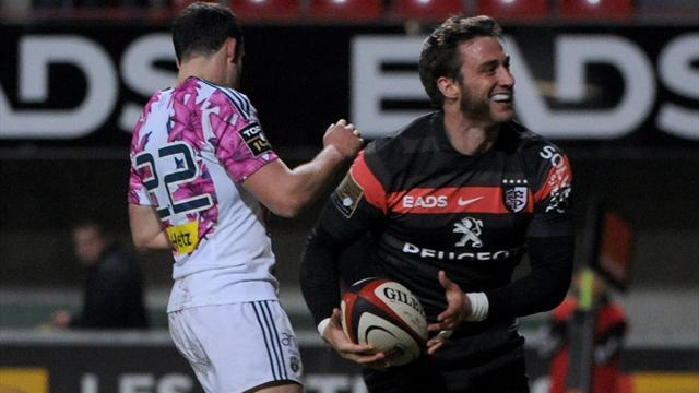 Top 14 - Toulouse overpower Stade Francais