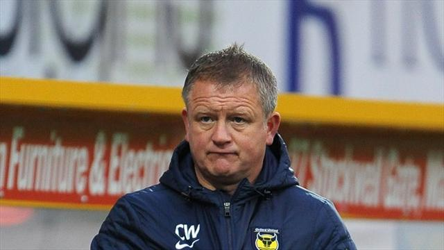 League Two - Oxford go top with Mansfield win