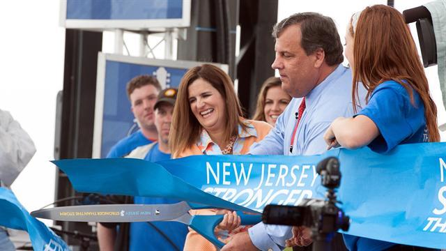 Long-awaited reopening of Jersey Shore