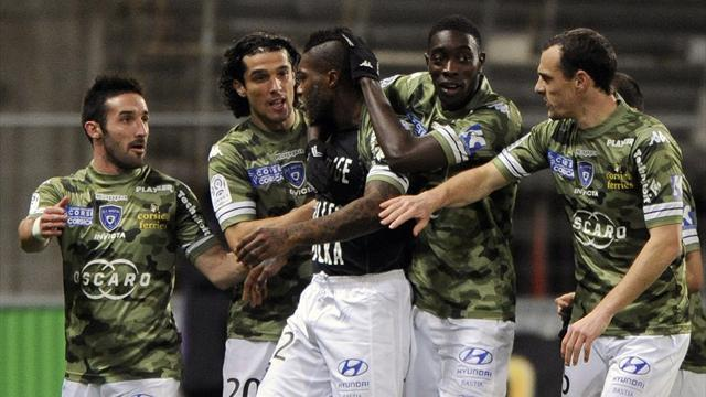 Ligue 1 - Cisse off the mark for Bastia in win over Toulouse