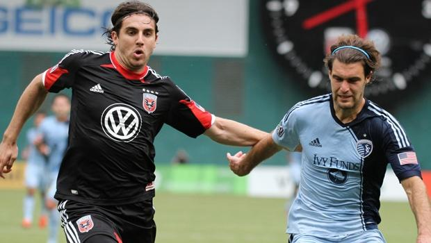 DC United 1, Sporting Kansas City 1 | MLS Match Recap