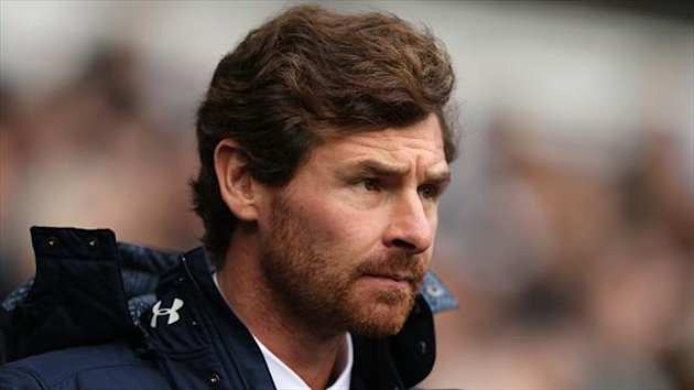 Andre Villas-Boas has his sights set on six wins in the group