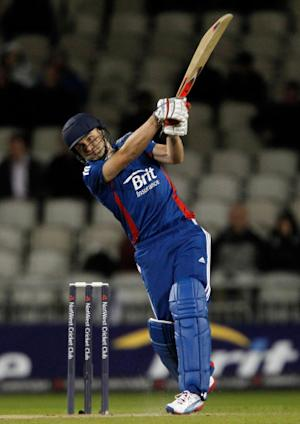 Luke Wright drove England to victory against Afghanistan