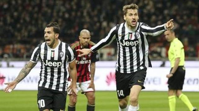 Serie A - Juventus win in Milan to go 11 clear