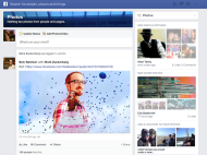 Is Facebook's Enhanced News Feed(s) A Marketer's Dream Come True? image Facebook Photos News Feed