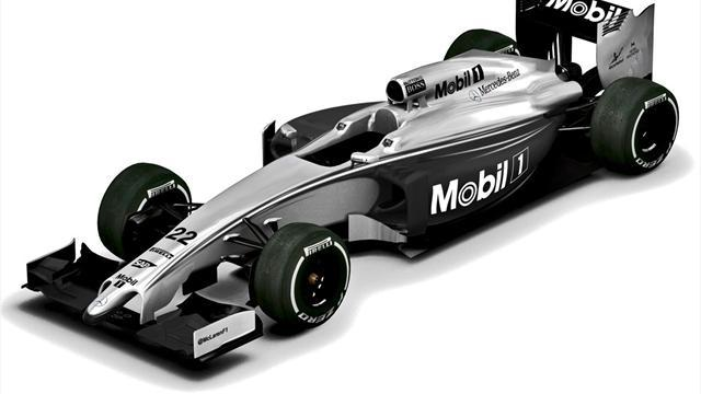 Formula 1 - McLaren to run one-off livery in Oz