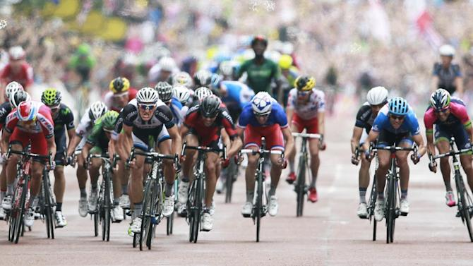 Sir Marcel? Kittel wins last UK stage of Tour