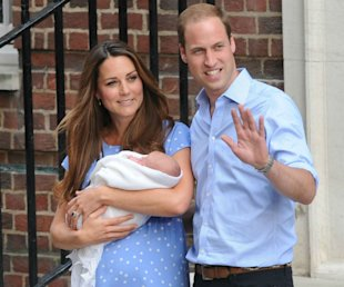 Duke And Duchess Of Cambridge 'Persuade Prince William's Former Nanny To To Help With Prince George's Care'