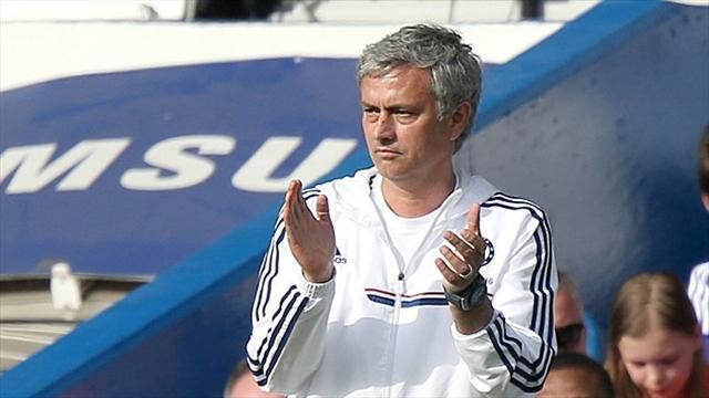 Premier League - Mourinho: First home loss was highlight of Chelsea's season