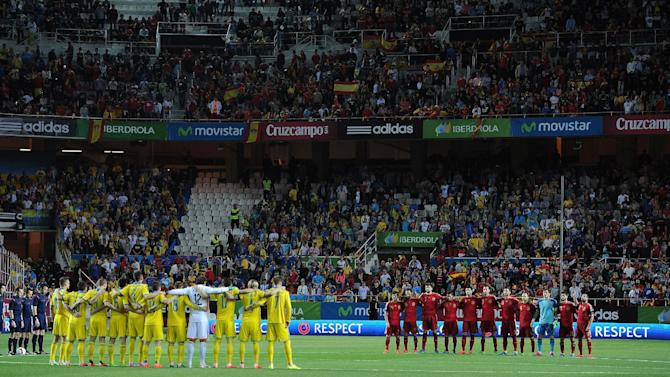 Spain v Ukraine - EURO 2016 Qualifier