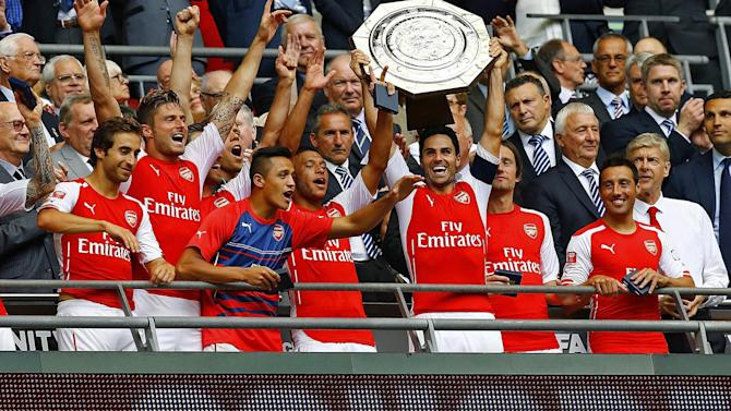 Community Shield - Arsenal outclass City to lay down early marker