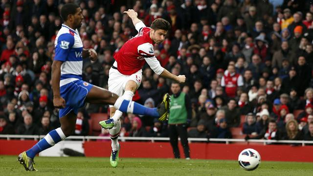 Premier League - Giroud warning for Arsenal's rivals