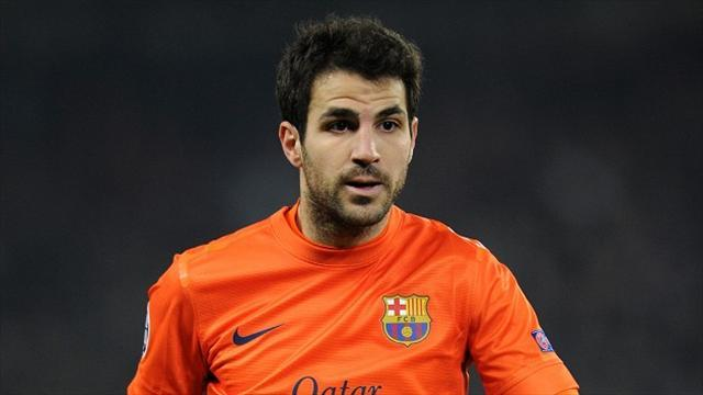 Liga - Martino: Fabregas staying at Barca